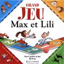 Le grand jeu Max et Lili