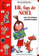 Lili, fan de Noël avec 150 stickers repositionnables