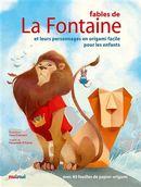 Fables de La Fontaine et leurs  personnages en origami facile