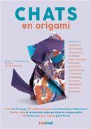 Chats en origami