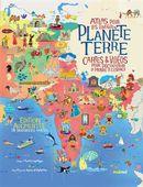 Planète Terre : Atlas pour les enfants