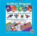 Coffret origami - 10 motifs japonais