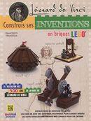 Léonard de Vinci : Construis ses inventions du génie en briques LEGO