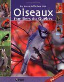 Livre affiches des oiseaux familiers...
