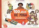 100 jeux de yoga pour la concentration et les émotions positives avec Namasté le singe 02