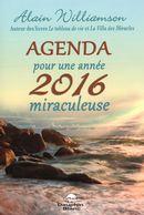 Agenda pour une année 2016 miraculeuse