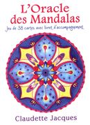 L'Oracle des mandalas : Jeu de 38 cartes avec livret d'accompagnement