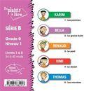 Série B - Grade 0 - Niveau 1