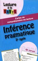 Inférence pragmatique 3e cycle
