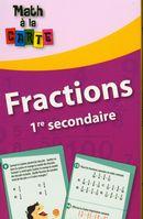 Fractions - 1re secondaire