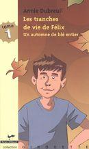 Les tranches de vie de Félix 1 : Un automne de blé entier