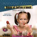 Repas et boîtes à lunch pour enfants