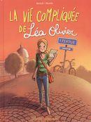 BD La Vie compliquée de Léa Olivier  01 : Perdue