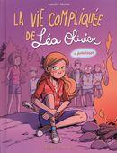BD La vie compliquée de Léa Olivier 04 : Angoisses