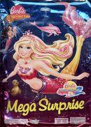 Barbie Mermaid sac surprise Licence