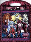 Multicolor -  Monster High, Mode et activités monstraculaires