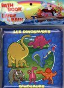 Les dinosaures - Livres de bain