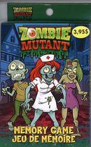 Zombie Mutant - Jeu de mémoire