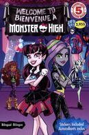 Bienvenue à Monster High
