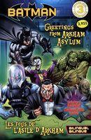 Batman - Les fous de l'asile d'Arkham
