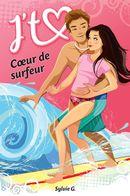 Coeur de surfeur