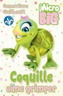 Coquille aime grimper
