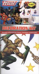 Justice League - Décoration kit
