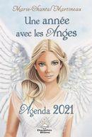 Une année avec les anges - Agenda 2021
