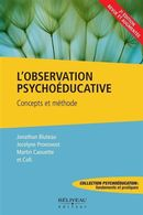 L'observation psychoéducative
