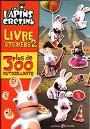 Lapins crétins livre stickers 02