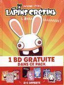 Lapins crétins foureau 01-03