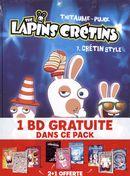 Lapins crétins foureau 07-09