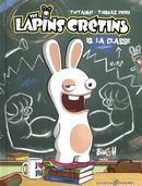 Lapins crétins 10 : La classe