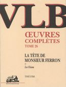Oeuvres complètes 26