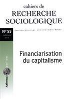Cahiers de recherche sociologique 55