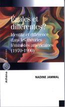 Egales et différentes?