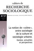 Cahiers de recherche sociologique 57