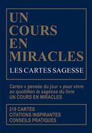 Les cartes sagesses d'un cours en miracles N.E.