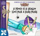 Un merveilleux conte de dragon Seyrawyn : Le prince et le dragon font peur à leurs peurs