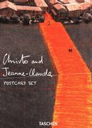 Christo and Jeanne-Claude, Postcard Set