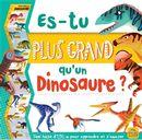 Es-tu plus grand qu'un dinosaure?