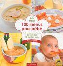 100 menus pour bébé