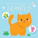 Mon album de gommettes géantes : Chat 2+