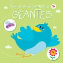 Mon album de gommettes géantes - Oiseau 3+