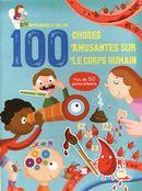 Apprendre et coller 100 choses amusantes sur le corps humain
