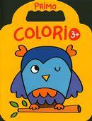 Le hibou 3+ - Primo colorio
