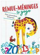 Mes premières énigmes - Girafe - 6+