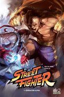 Street Fighter 01 : Génération alpha