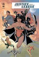 Justice league rebirth 05 : Héritage
