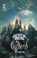 Batman Death Metal : Édition spéciale 04 : Couverture Opeth